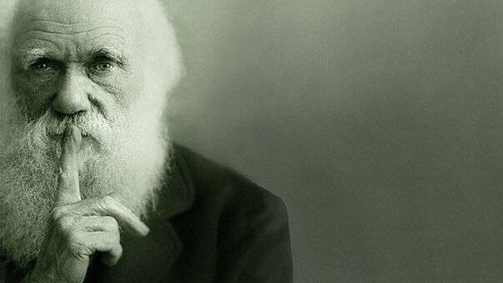 Foto: Charles Darwin.