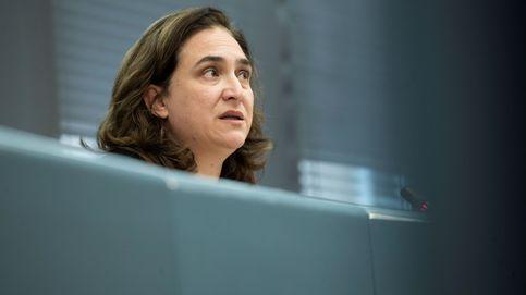 Colau insta a Guanyem y PSC a acordar una moción contra la derecha racista de Albiol