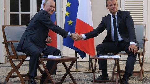 Hipocresía francoalemana: exigen a Europa sanciones a Rusia... y ellos invierten más