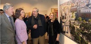 Post de Descubre al pintor que adoran los famosos (Tita Thyssen...) y otros planes en Madrid