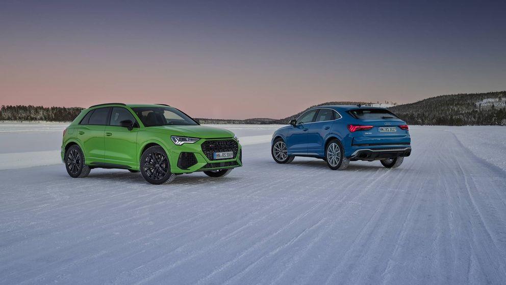 Las virtudes del nuevo Audi RSQ3, el deportivo con pinta de todocamino