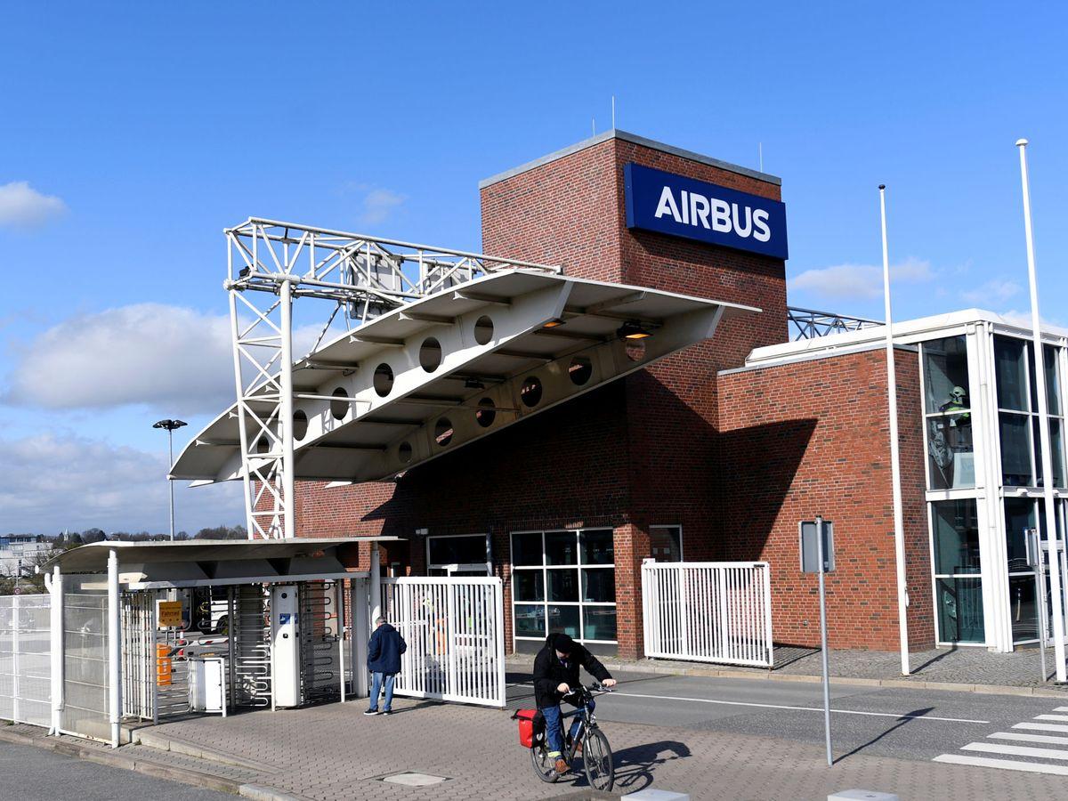 Foto: Planta de Airbus