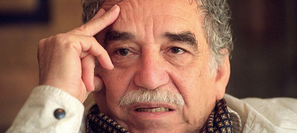 Foto: El escritor Gabriel García Márquez (EFE)