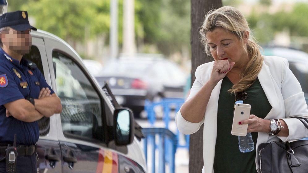Foto: .- La abogada de Manos Limpias, Virginia López Negrete. (Efe)