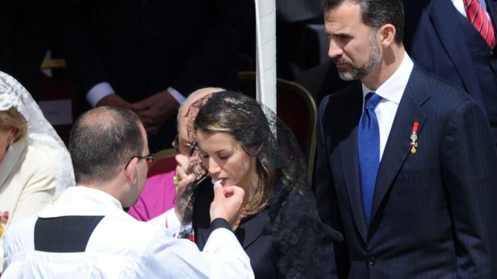 La Princesa, Camarera de Honor de la Virgen de la Amargura