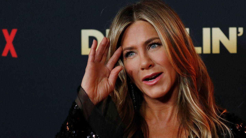 Jennifer Aniston, mejor que nunca a punto de entrar en los 50. (Reuters)