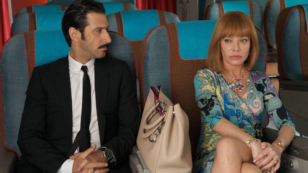 Foto: 'Los amantes pasajeros'.