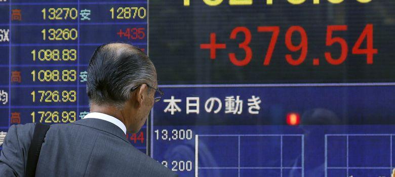 Foto: El miedo a una intervención en Siria hace caer a los mercados asiáticos