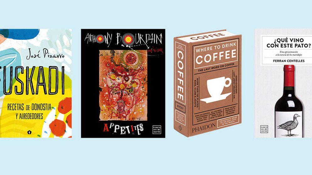 Feria del libro (gastro): recetas, maridajes, apetito y café