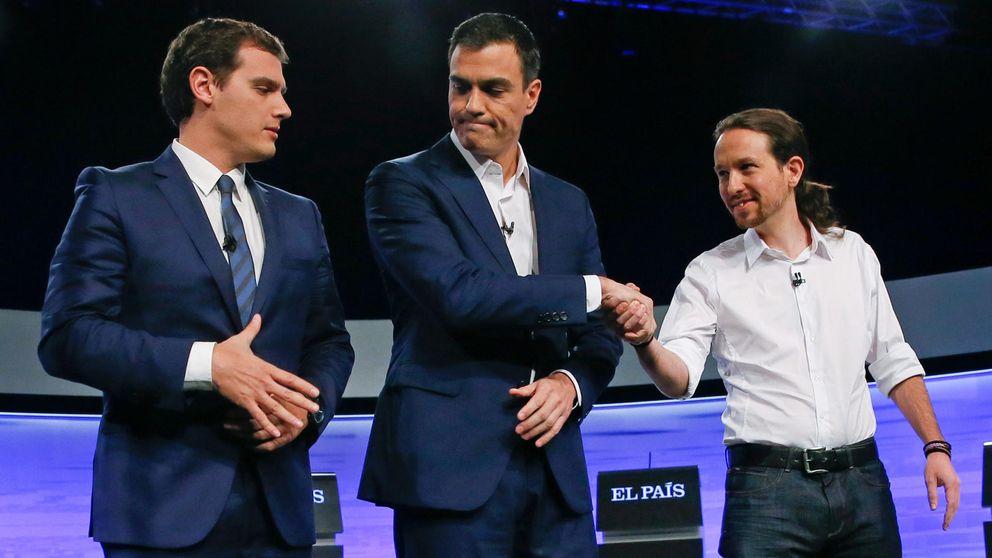 Rivera adelanta a Iglesias: se sentará con Sánchez en 24-48 horas