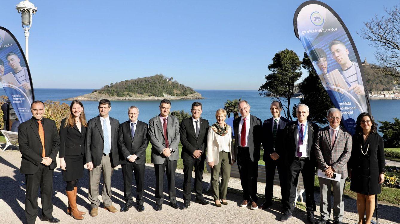 Euskadi gestionará 100 millones para crear 200 empresas de fabricación 4.0 en Europa