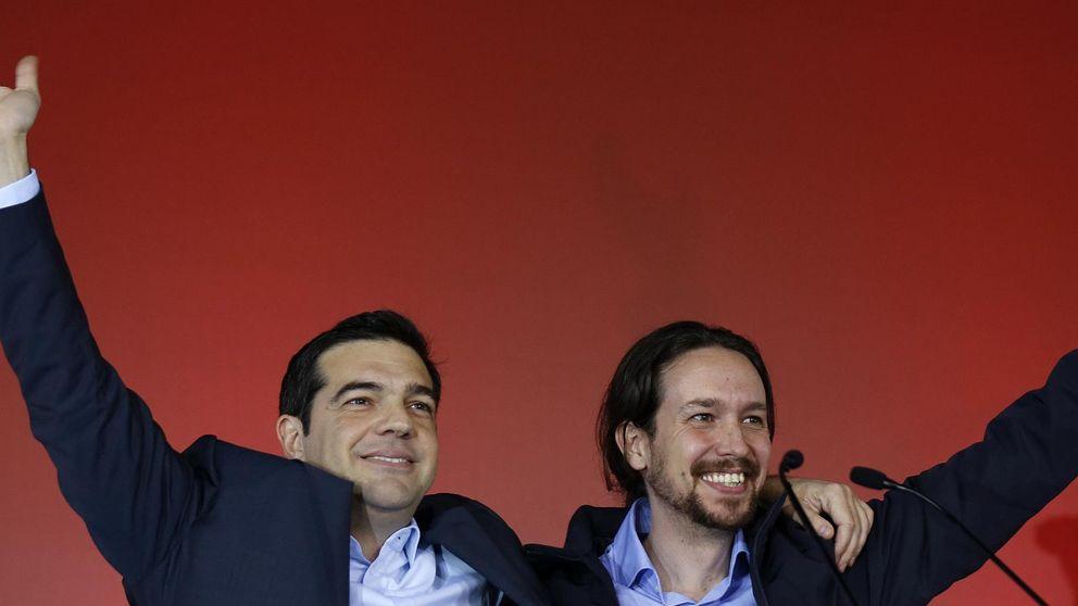 La conexión Syriza-Podemos congela la deuda española