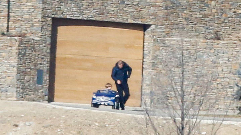 Shakira y Gerard Piqué estrenan su casa de los Pirineos.