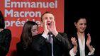 Macron supera por primera vez a Le Pen en la primera vuelta
