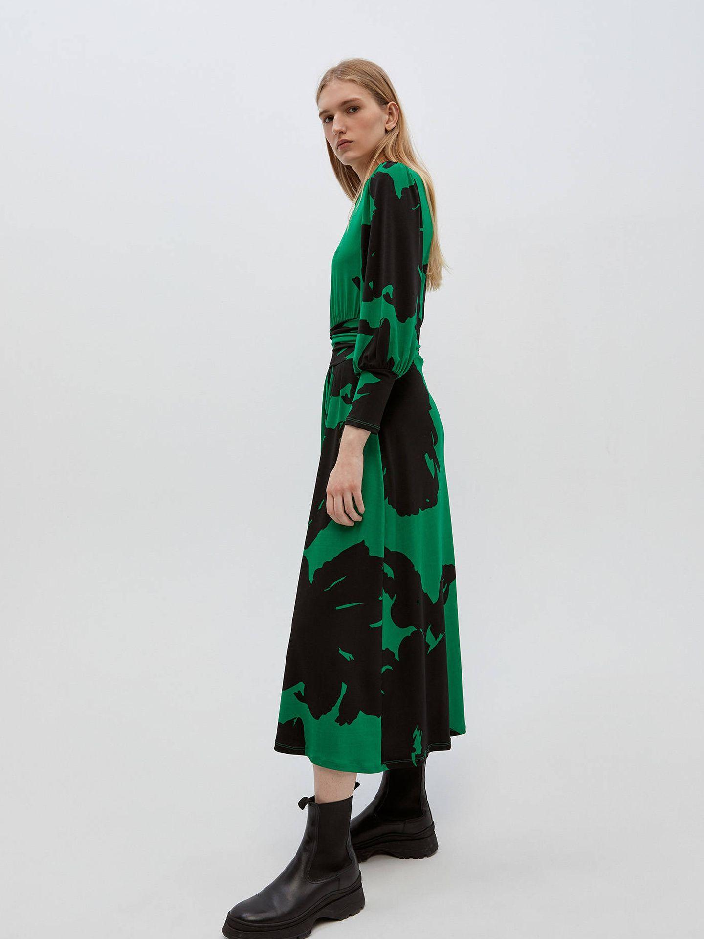 El vestido de Sfera cuesta 29,99 euros (Cortesía)