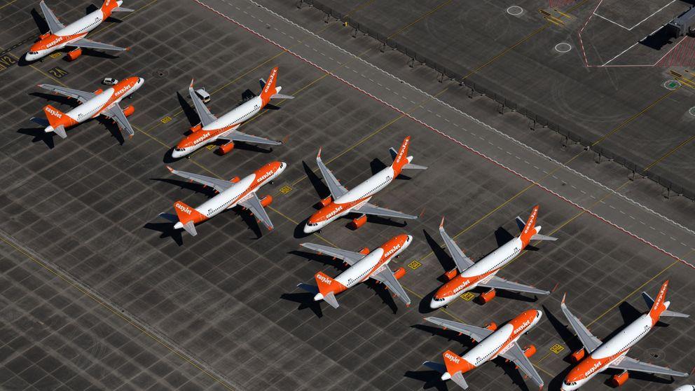 Doce países piden a Bruselas suspender el derecho de reembolso por vuelos cancelados