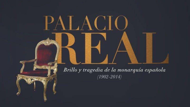 La productora de 'Amar...' prepara 'Palacio Real', otra serie sobre la monarquía española