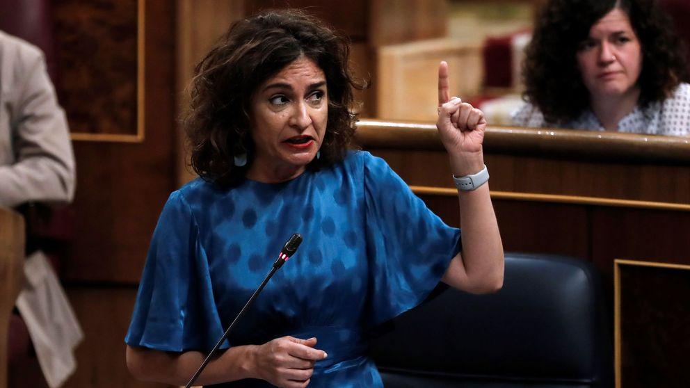 El PSOE rebate a Iglesias públicamente y pide el apoyo de PP y Cs a los Presupuestos