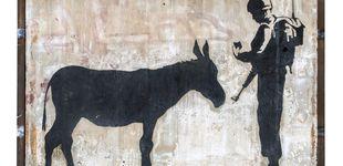 Post de Madrid acoge la primera exposición (no autorizada) de Banksy en España
