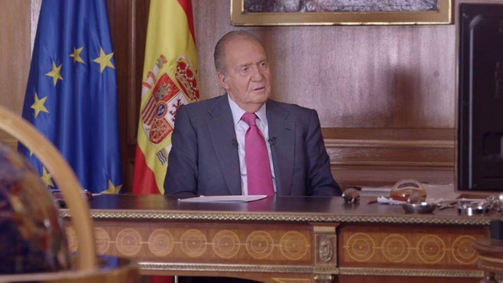 Todo lo que Don Juan Carlos no contó en su entrevista a la televisión francesa
