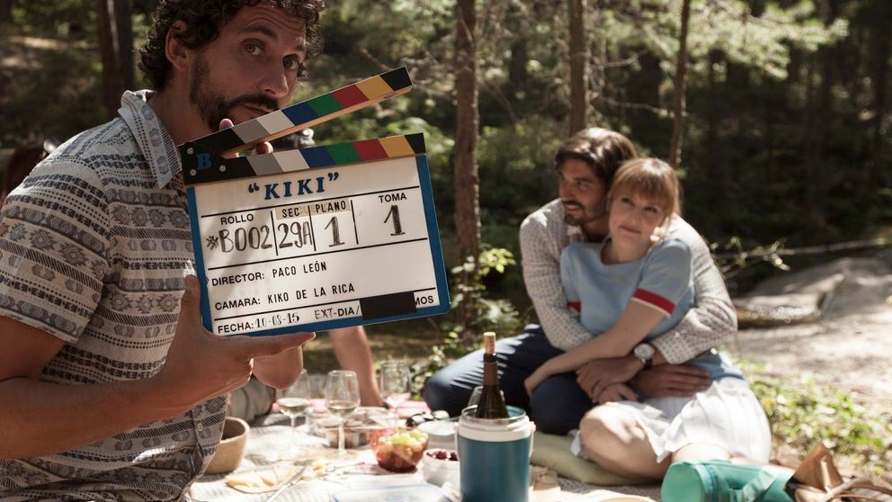 Paco León se centra en las filias sexuales en 'Kiki, el amor se hace'