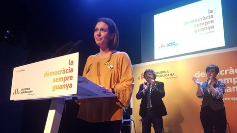 Talegón rompe a llorar en un acto de ERC: Yo defiendo vuestra libertad