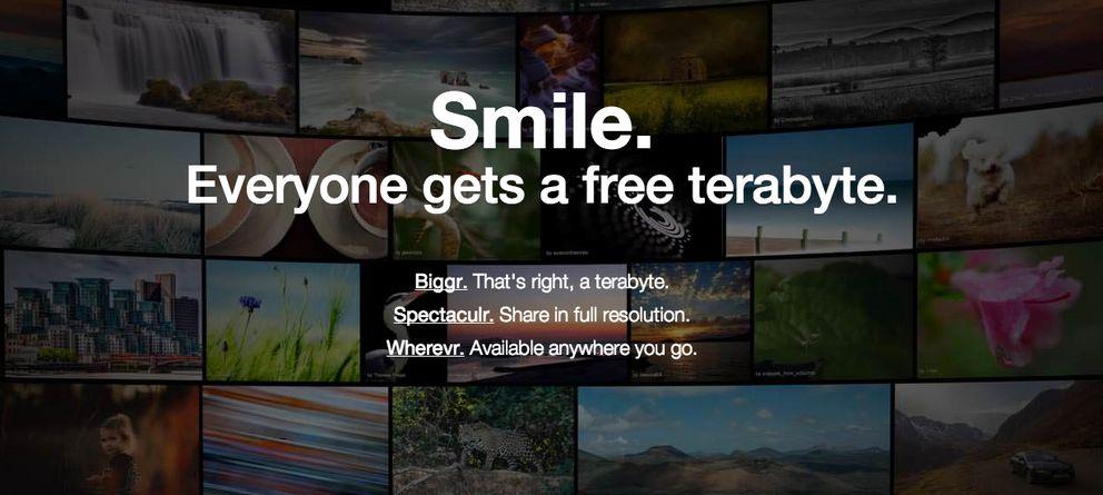 Foto: Los usuarios podrán vender sus fotos en Flickr