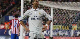 Post de Cristiano se viste de Ronaldo y devuelve el derbi a cuando siempre era blanco