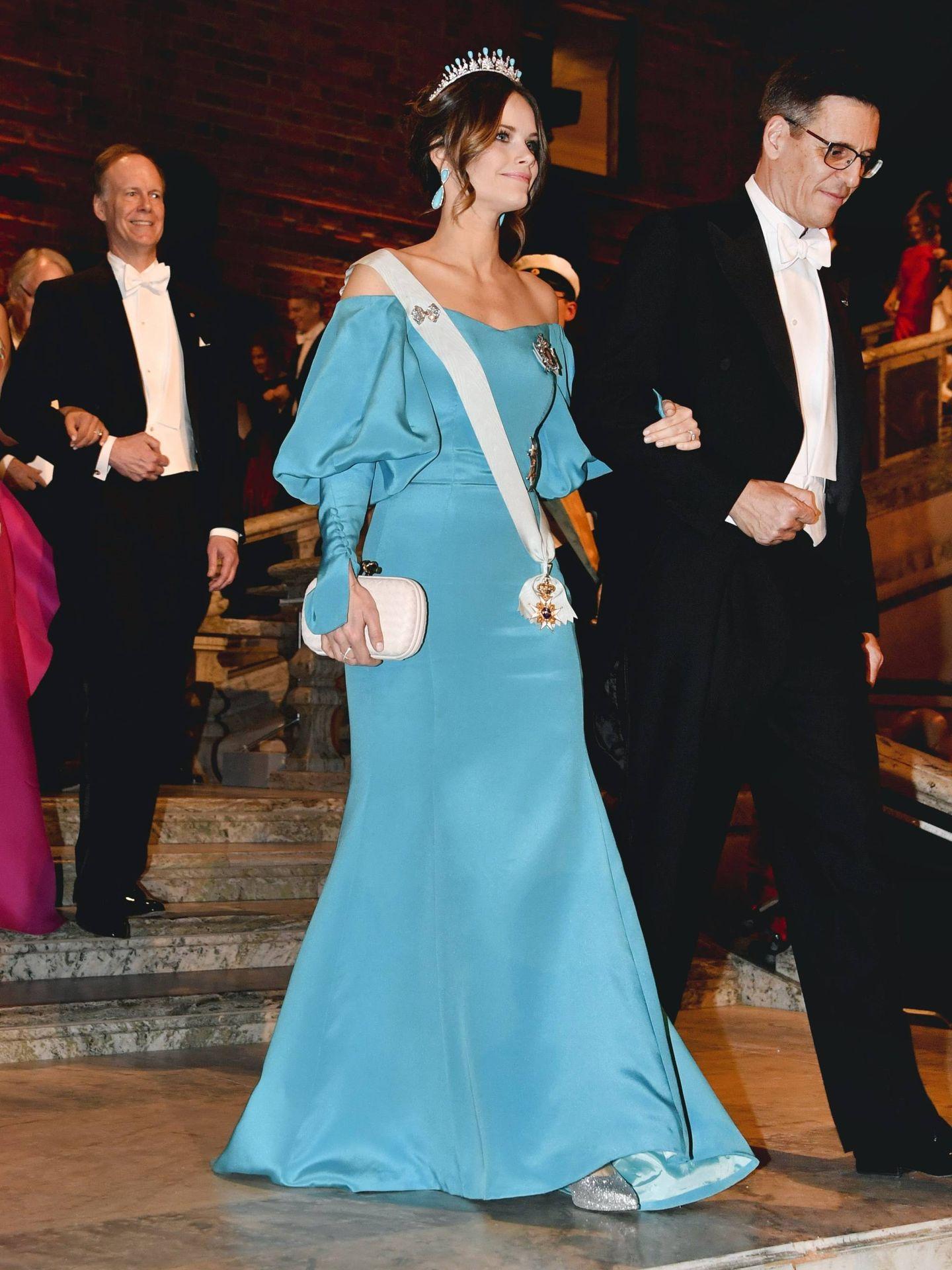 La princesa Sofía. (CP)
