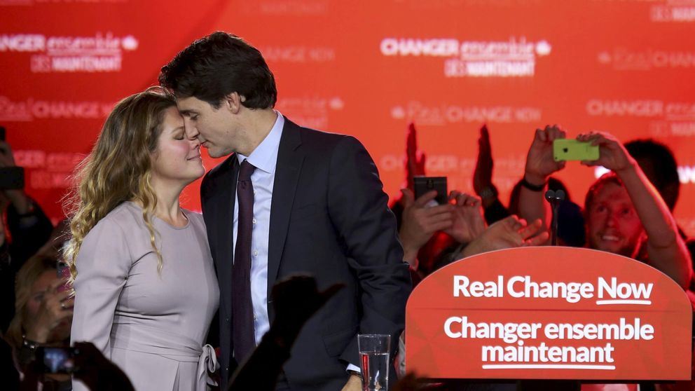 Vuelco electoral en Canadá: victoria sorpresa del liberal Justin Trudeau