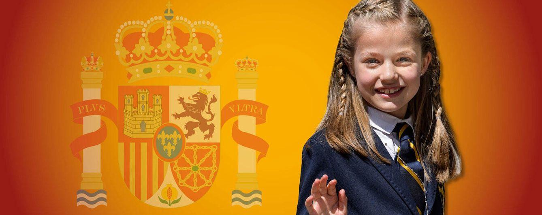 Foto: La princesa de Asturias en un montaje realizado por 'Vanitatis'