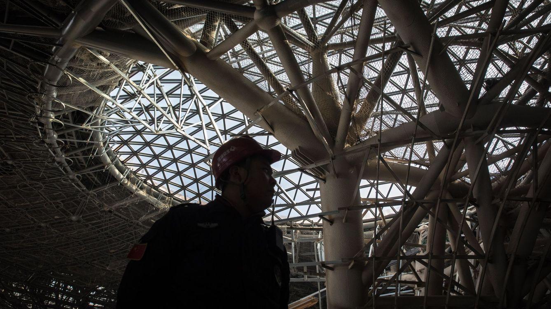 103 km cuadrados, trenes y forma de estrella: abre el nuevo aeropuerto de Pekín