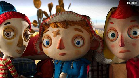 'La vida de Calabacín': extraordinaria animación a la conquista de Hollywood