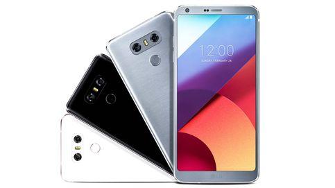 LG lanza su nuevo G6, el smartphone todo pantalla