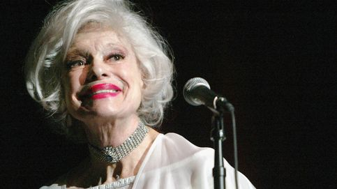 Muere Carol Channing, la superestrella hollywoodense de 'Hello Dolly'