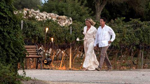 Todo sobre la boda de Gallardo y Valls: los Gipsy Kings y el novio en albornoz