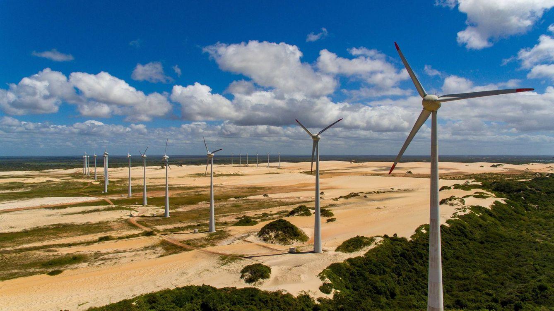 Las renovables retroceden tras conocerse el precio de la OPV de Acciona Energía