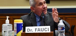 Post de El Dr. Fauci avisa al Congreso de EEUU del