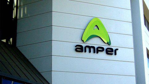 Amper se dispara un 16% en bolsa tras adjudicarse un contrato de Navantia