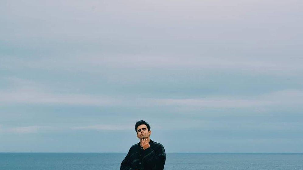 Foto: Diego Ibáñez, en una imagen de su IG.