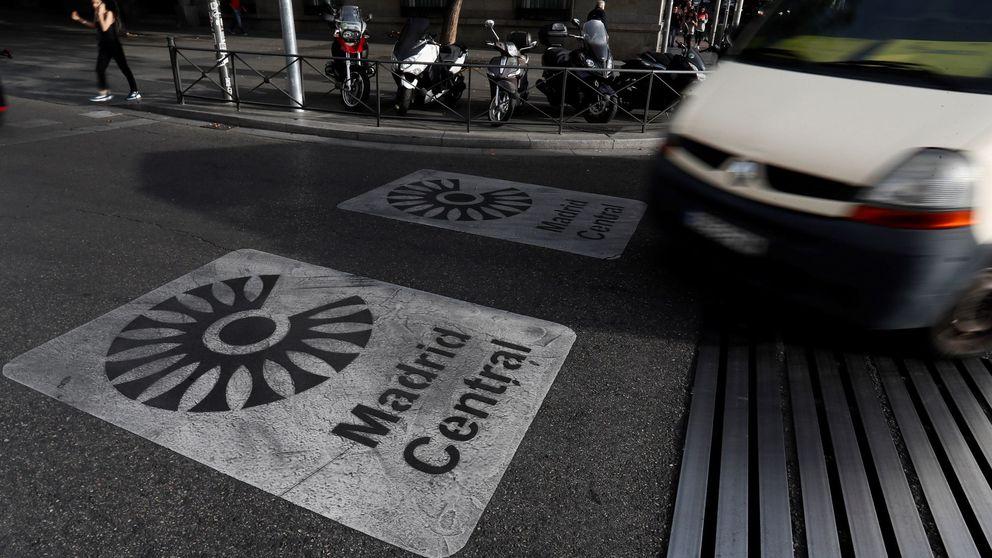 Estos son los vehículos beneficiados por el nuevo plan de Madrid Central