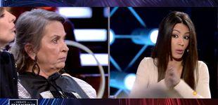 Post de 'El debate de las tentaciones': Melani se encara con la madre de Álex por