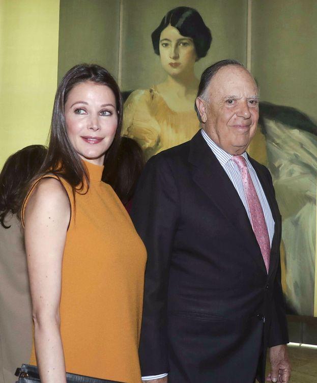 Foto: Carlos Falcó y su mujer, Esther Doña, en una imagen de archivo. (EFE)