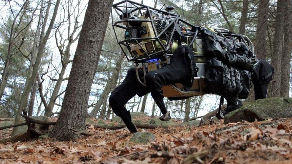 Google pone a la venta Boston Dynamics, su unidad de robots