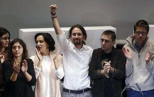 El año de Podemos: de planear el asalto a IU a mirar hacia la Moncloa