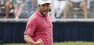 Post de El golfista español Jon Rahm gana el US Open, su primer 'major'