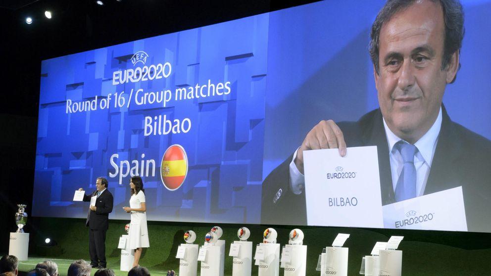Bilbao: dame pan y llámame España