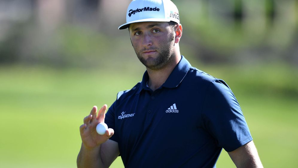 Foto: Jon Rahm ha ganado un torneo en 2018. (USA TODAY Sports)