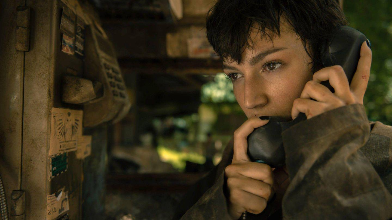 Úrsula Corberó como Tokio en 'La casa de papel. (Netflix / Cordon Press)