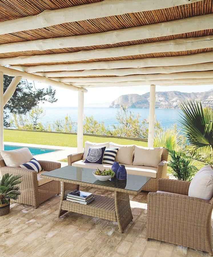 Decoración: Cómo renovar tu terraza o jardín (sin dejarte medio sueldo)